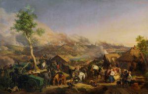 Сражение 5 (17) августа 1812 г. под Смоленском