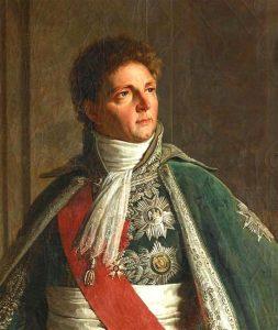 Портрет французского маршала Л.-А.Бертье